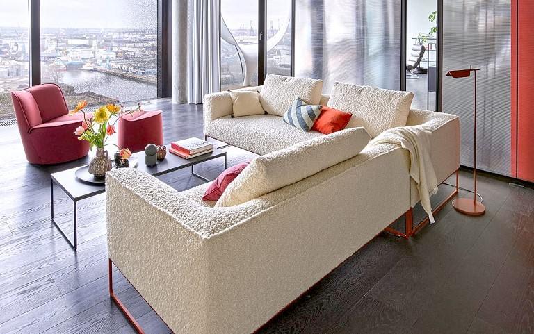 Sofa Mell Lounge von COR