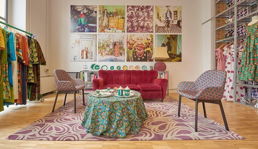 Kartell - Möbel und Wohnaccessoires aus Kunststoff