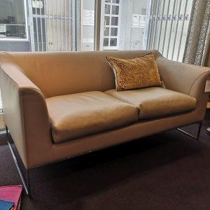 COR Sofa Mell mit hohem Rücken
